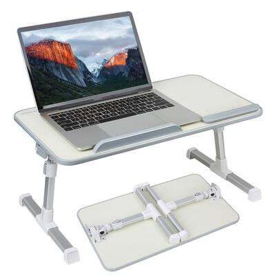 #9. Oberhoffe Adjustable Bed Desk