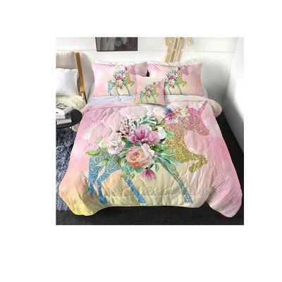 8. Sleepwish Kids Comforter Set for Girls & Women (Twin)