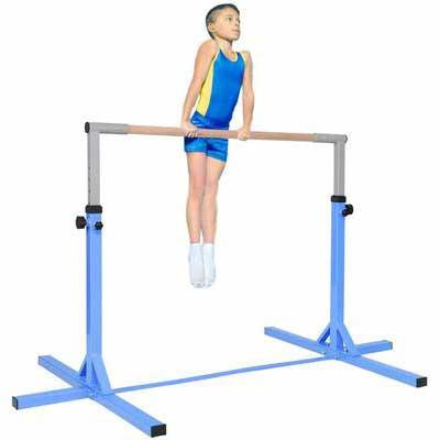 #9. Cchainway Professional Gymnastics Training Bar - Stainless Steel