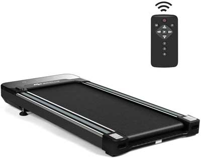 #4. Go plus Touchable LED Wireless 3 Workout Mode 12 Programs Electric Treadmill