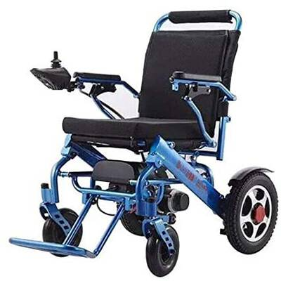 #8. Horizon Mobility New Model 2020 Fold and Travel Electric Power Wheelchair