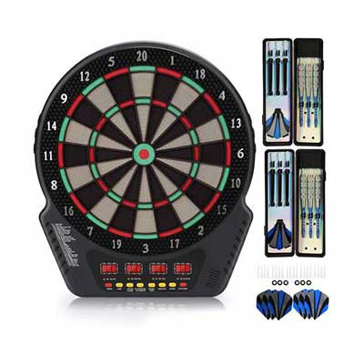 #4. Bianges Electronic Dart Board