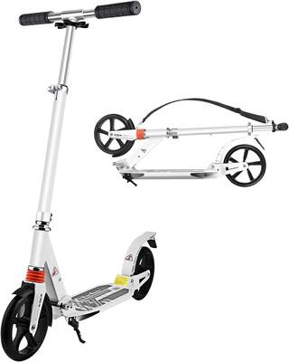 #1. TABKEER Scooter for Adults/ Teens