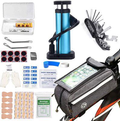 2. TOUROAM Bike Emergency Multi-Tool Kit