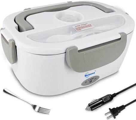 4. Benooa Electric Lunch Box - Food-Grade Stainless Steel