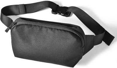 CUTE Pizza Sport Waist Pack Fanny Pack Adjustable For Run