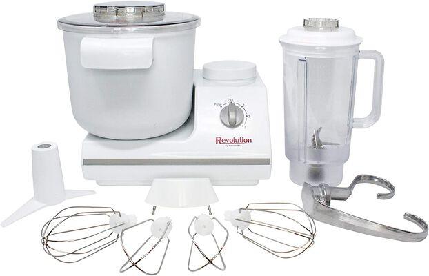 1. WONDERMILL Dough Mixer with Dough Hook
