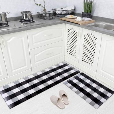 9. Carvapet Comfort Kitchen Standing Mat - Waterproof and Ergonomic