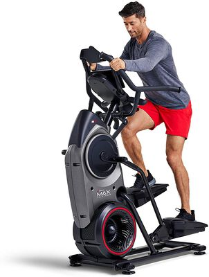 1. Bowflex 2 in 1 Cross Trainer Machine with Interactive Display for Personalized Workouts