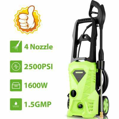 2. Homdox Electric Power Washer