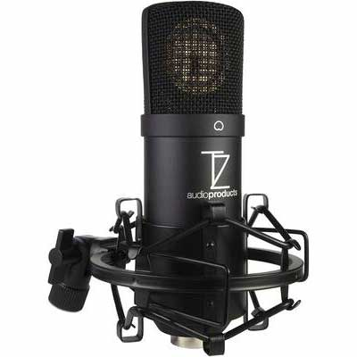 1. TechZone Stellar X2 High-Quality Diaphragm Low Noise Circuit Cardioid Condenser XLR Microphone
