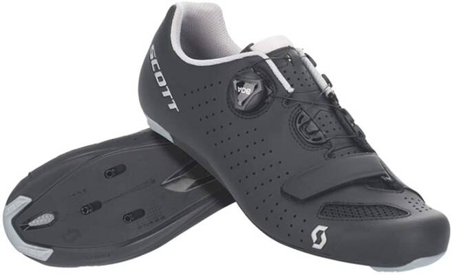 #4. Scott Road Comp Boa Reflective Cycling Shoe- Men