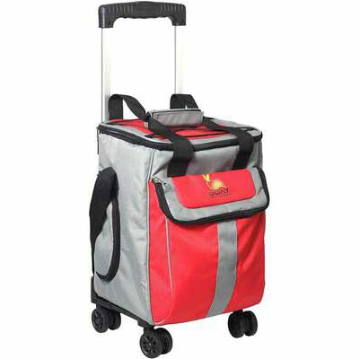 8. Guay Outdoors Cooler Bag with Swivel Wheels