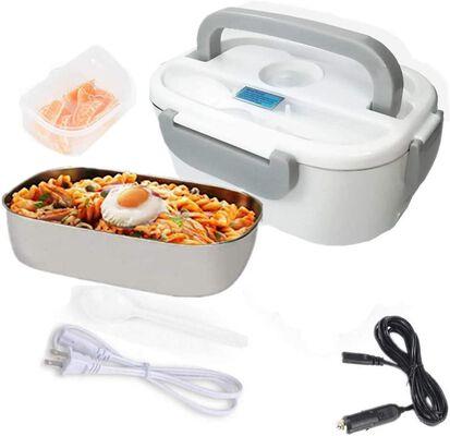 9. Adocfan Electric Lunch Box (Gray)