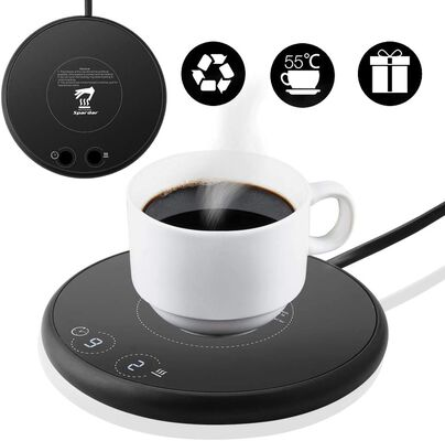9. Spardar Coffee Mug Warmer for Office and Home Use