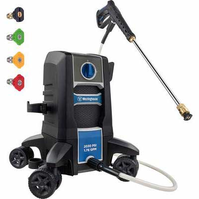 1. Westinghouse High-Performance Electric Pressure Washer