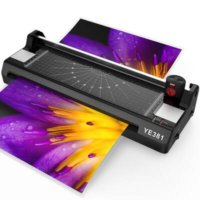 #4. COFREYA A3 Thermal Laminating Machine with Hot and Cold Settings