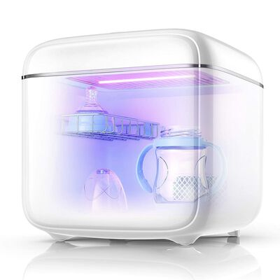 5. GROWNSY Tableware CPAP Baby Bottle Clothes Beauty Tools UV Light Sanitizer Box