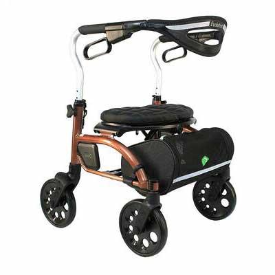 1. Evolution Xpresso Zero Medical Walker Rollator
