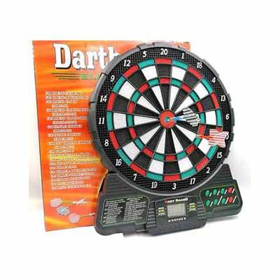 #7. LONGTA Electronic Dartboard