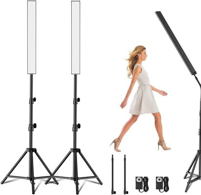 9. Yesker LED Video Light Kit Color with a Tripod Stand