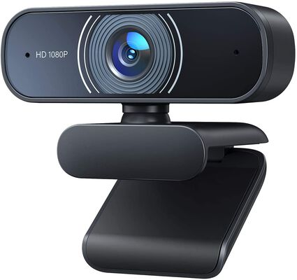10. Raleno USB Plug and Play Webcam for Streaming in Laptops, PCs, and Desktops