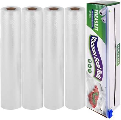 6. NO Vacuum Sealer Bag Rolls