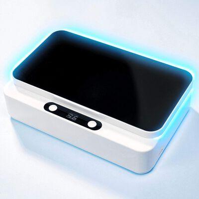 10. SVVY BEAUTY Portable UVC Cleaner Light Sanitizer Box Lamp for Phones, Travel, Glasses, etc.