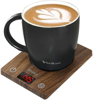 4. SEALON Coffee Mug Warmer, 3 Temperature Settings