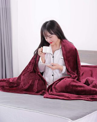 5. MaxKare 4 Heating Levels ETL-Certified Oversized Machine Washable Electric Heated Blanket