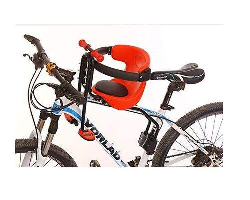 8. Eton Front-Mounted Baby Bike Seat, Universal for Children