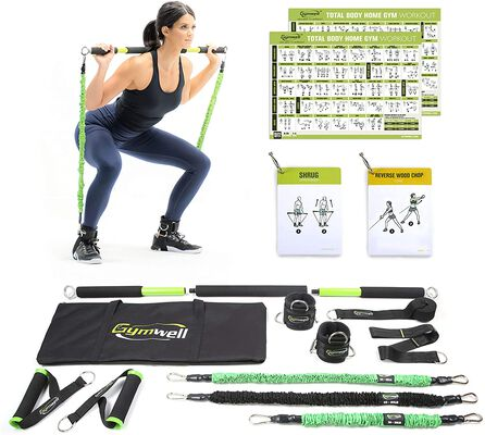 5. Gymwell Portable Home Gym for Home or Office