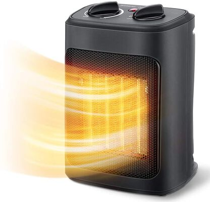 7. Aikoper 1500W Indoor Portable Thermostat PTC Fast Electric Space Heater