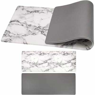 8. OPUX Anti-Fatigue Floor Mat- Non-Slip and Waterproof
