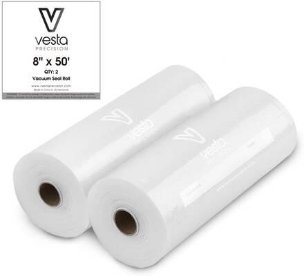 10. V Vesta Precision Vacuum Sealer Bags