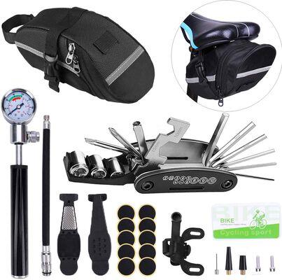 6. Beacon Pet Bike Repair Kit for Road & Mountain Bikes