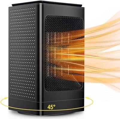 4. LONOVE 6 Modes 1500W/750W Ceramic Indoor Black Space Heater