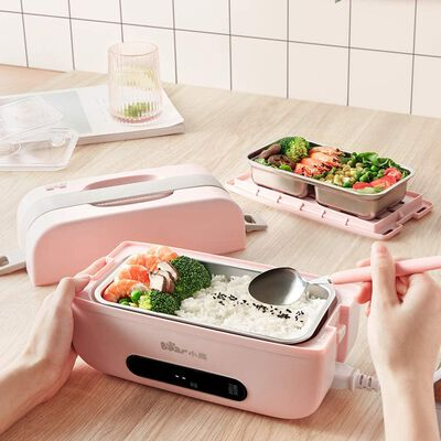 1. Bar Electric Lunch Box, Vacuum Freshness Preservation