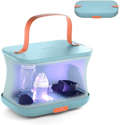 8. LOFTER 4-in-1 Detachable Portable High-Capacity Disinfection Dryer Light Sanitizer