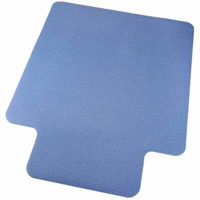 2. MPLEYE 1/8 38X48 Lip Hardwood Floor & Tile Floor Office Chair Mat for Computer Desk