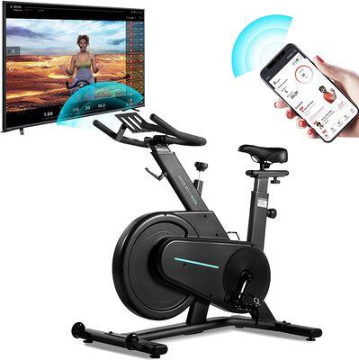 2. OVICX Magnetic Stationary Bike - Home Gym Workouts