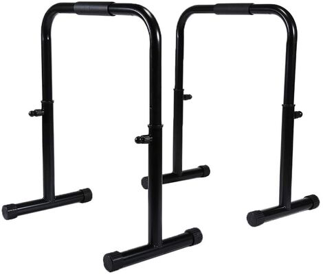 9. Shinyever Home Gym Dip Bar Training Station with Safety Connectors for Tricep Dips