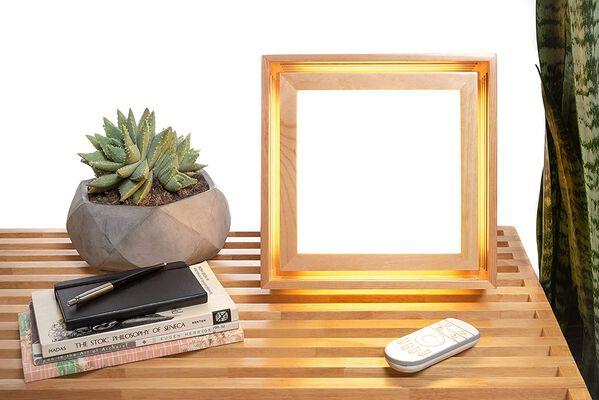 1. Sunrise Sensations Light Therapy Lamp (Regular)