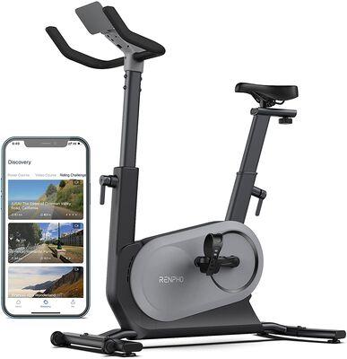 1. RENPHO Indoor Exercise Bike - Tablet Not Included