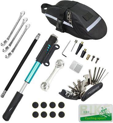 1. CHUMXINY Bike Repair Kit, 16-in-1 Tool