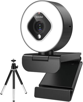 6. Spedal 1080P Zoom Camera Webcam for Streaming, broadcasting, and gaming