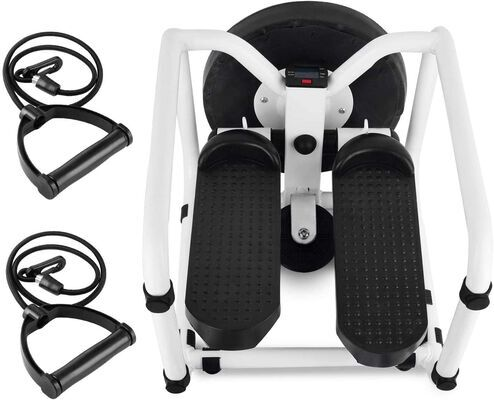 3. Nisorpa Portable Fitness Stair Mini Stepper Machine with LCD Monitor for Home Gym Use